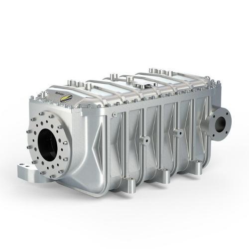 Échangeur gaz d'échappement pour moteurs industriels