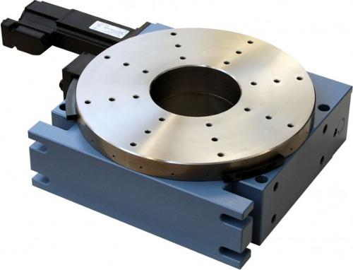 Rotary tables with worm gear series RT1A