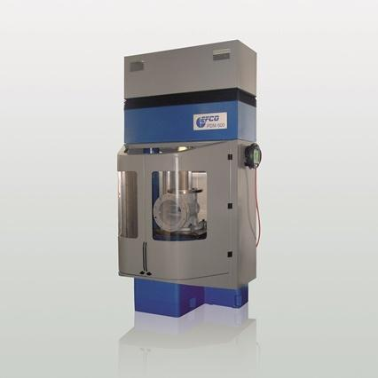 CNC-controlled vertical lathe - EFCO PDM-600