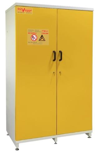 G-Safe Series Safety Storage Cabinets for Gas Cylinders