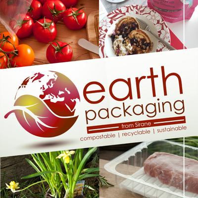 Earth Packaging - compostable, recyclable & sustainable