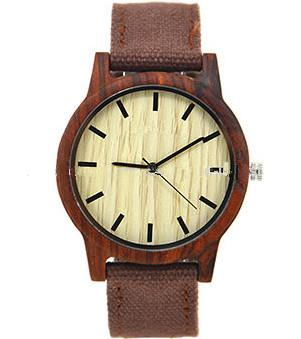 wooden watches with Best selling promotional