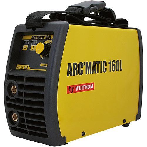Poste à souder ARCMATIC 160L + Accessoires + Mallette