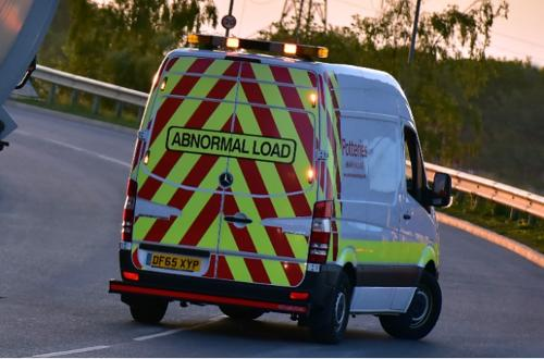 Abnormal Load Escort Services