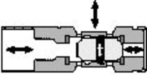 500 Zero Leak Detented Shuttle Valve