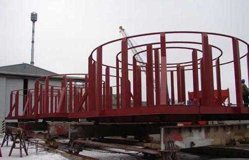 Offshore Stahlkonstruktionen