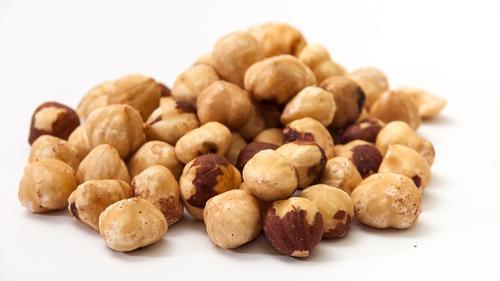 Wholesale Organic Hazelnuts