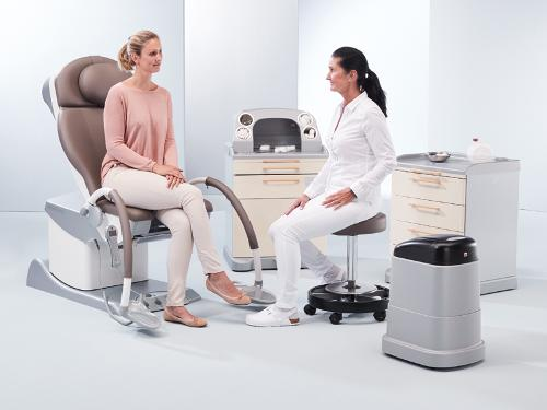 medi-matic® 115  Examination and treatment chair
