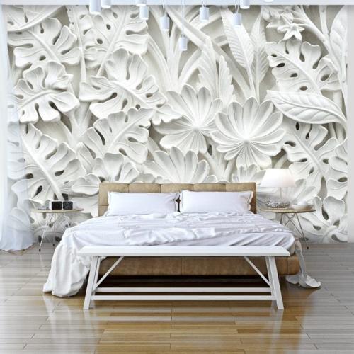 Papier peint – Jardin d'albâtre