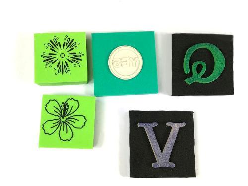 EVA / Rubber Stamp