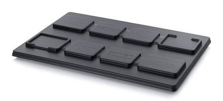 Covers for pallets