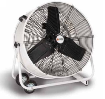 Ventilateur mobile orientable BM600,