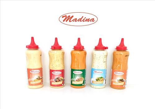 Sauces Madina 500ml