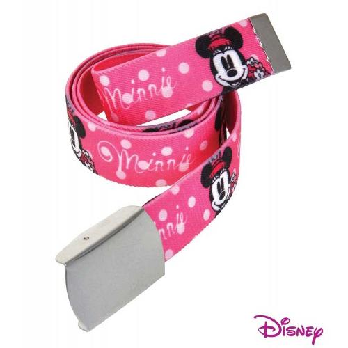 Disney Minnie Cinturón fucsia