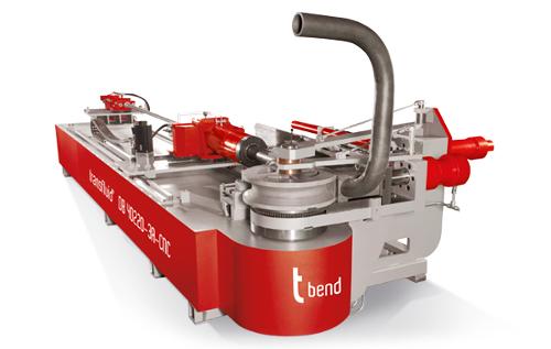 Servohydraulic Cnc Mandrel Bending Machine