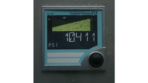 RIA452 Prozessanzeiger mit Pumpensteuerung