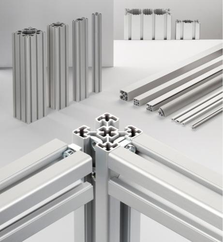 Sistemas de perfiles de aluminio BLOCAN®