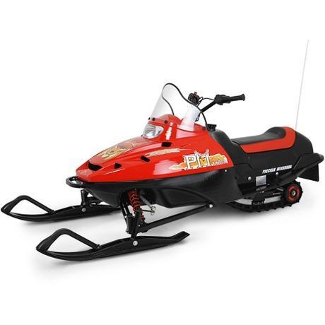 Children's electric snowmobile