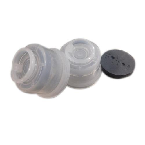 Ring pull cap
