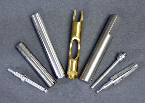 High Precision Splined Shafts