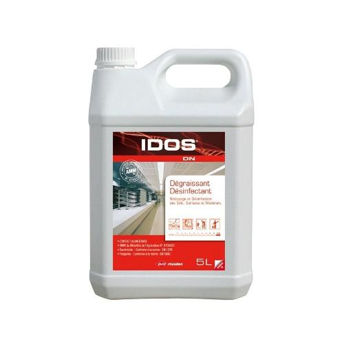Dégraissant désinfectant sol et surface alimentaire 5...