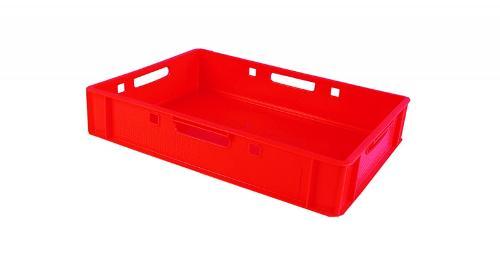 Plastic Crate Euro Full E1