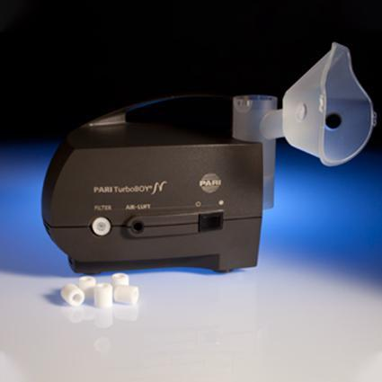 Nebulizer Filters and Vents