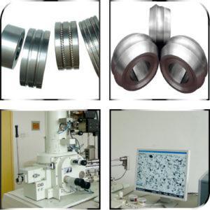 Prodotti in metallo duro per laminazione