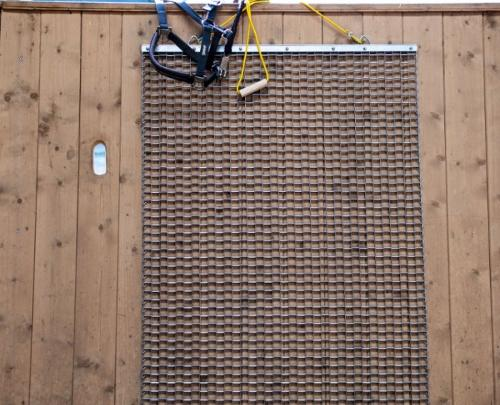 Dragmats by Wirebelt 92x120cm