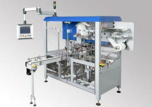 WR series wrapping machines