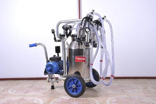 Süt Sağma Makinası Çiftli