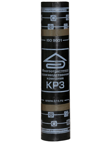 Oxidized bitumen roll roofing material Elastoizol ECO