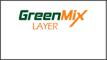 GreenMix layer (Starter, Grower, Finisher)