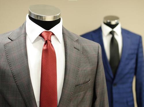 Mono Uomo Wool Men's Suit