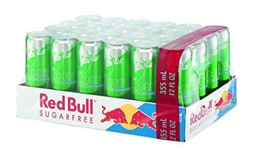 Red Bull Green Edition Kiwi Apple  Energy drink