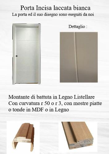 Laccate incise
