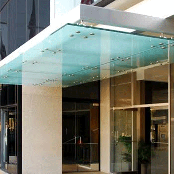 Glass Canopy Systems