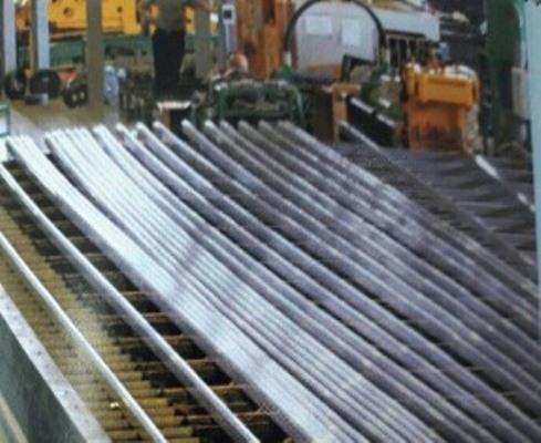 Производство алюминиевых сплавов и профилей.