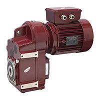 Mub 3000 Motorreductor velocidad variable de imanes...