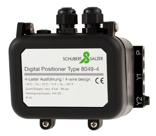 Type 8049 – Digital Positioner