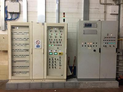 impianto di rilevazione gas