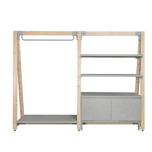 Cement Delta - Display Shelving