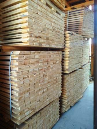 Sawn Timber flooring