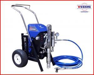 Hydraulic Texture Airless Sprayer MAX GAS Convertible