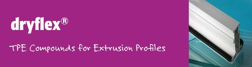 Dryflex TPE for Extrusion Profiles