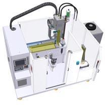 Unité automatique de rechargement de soudage PTA Commersald Impianti ROBO 600 H