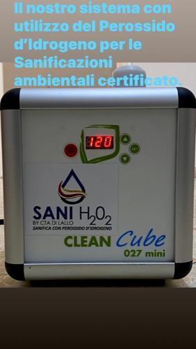 Sanificazioni ambienti