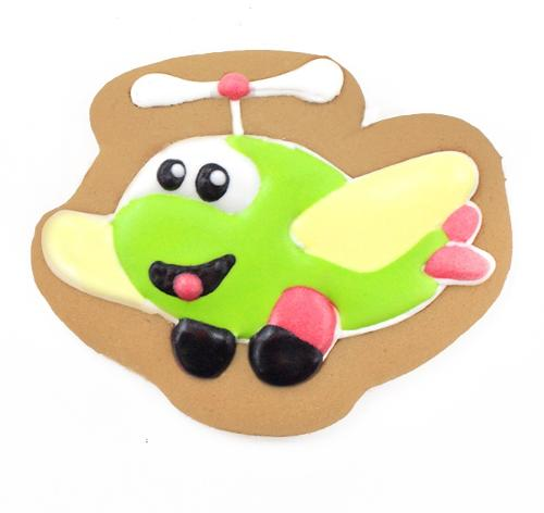 """Gingerbread """"HELICOPTER"""""""