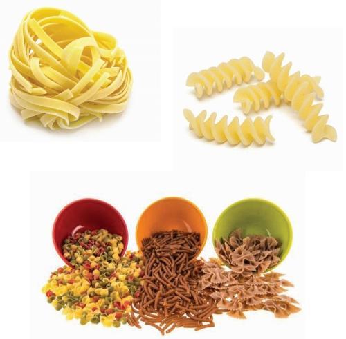 Ζυμαρικά - Pasta