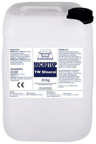 MICROTOP TW Mineral